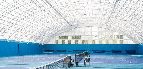 Недільні тенісні турніри